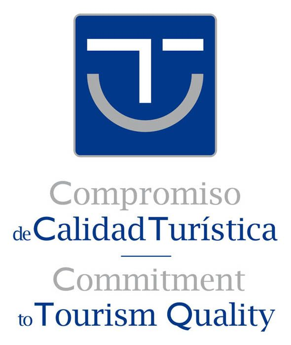 Autos Plaza recognized as a Tenerife company offering Tourism Excellence
