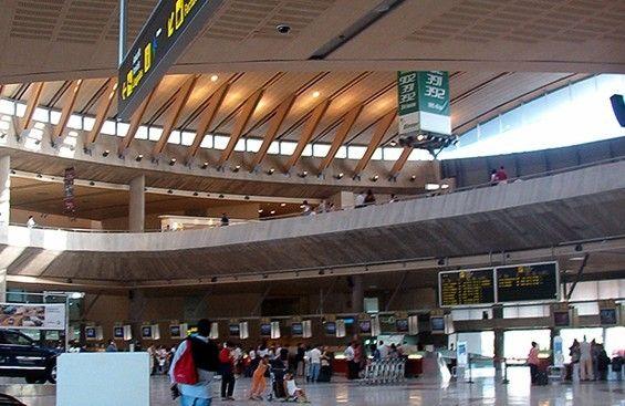 Aeropuerto Tenerife Norte, Los Rodeos