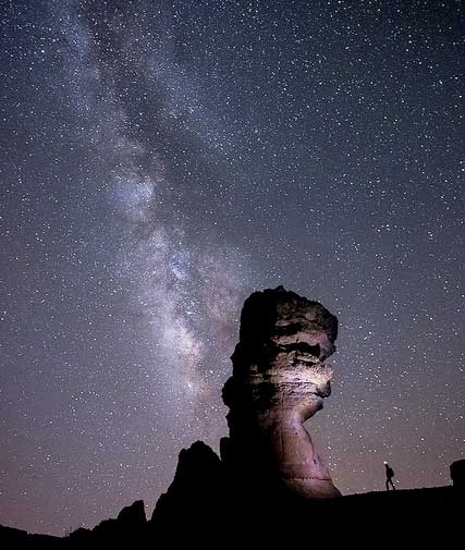 Estrellas-Teide
