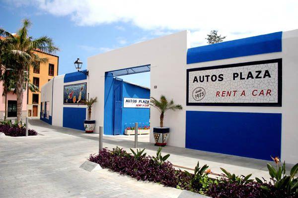 Aparcamiento gratuito en Puerto de la Cruz, Tenefe