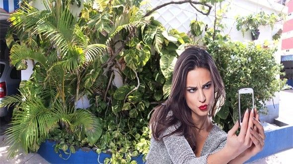 Selfie alquiler coches baratos Tenerife pintanguero