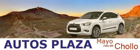 Chollo de alquiler de coches en Tenerife