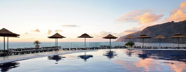 Hotel en Tenerife con vistas al mar
